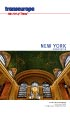 Citytrips New York